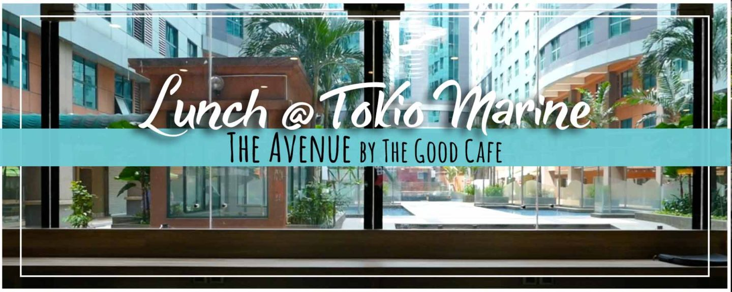 Digital Nomad KL | The Avenue by The Good Cafe in Tokio Marine Building