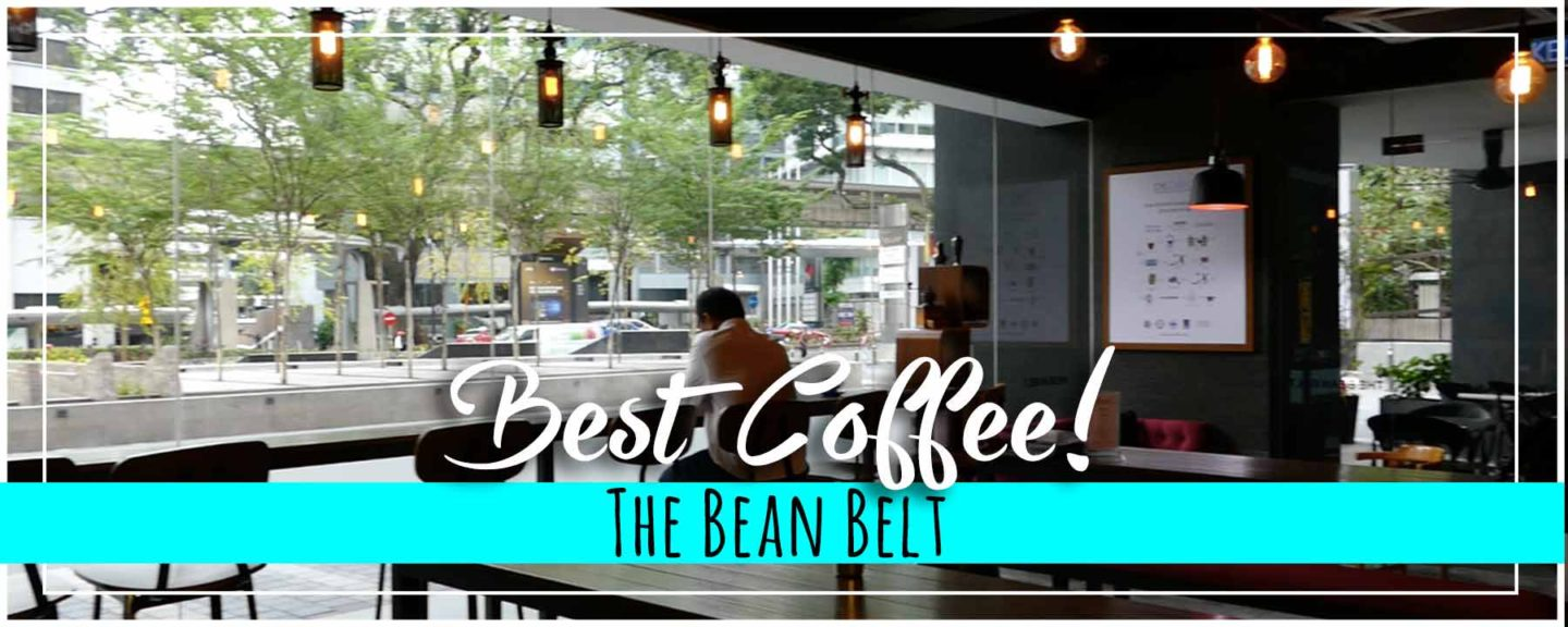 Kuala Lumpur | The Bean Belt Cafe Sells My Favourite DEGAYO Coffee